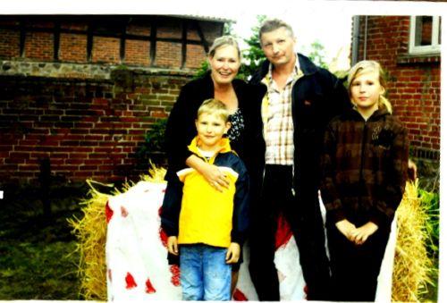Die Familie Uwe & Kristin Sch�tte&Wolff stellt sich vor