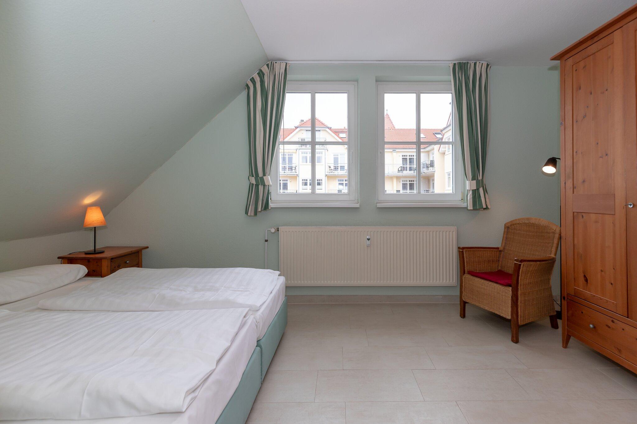 Lauschiger Innenhof