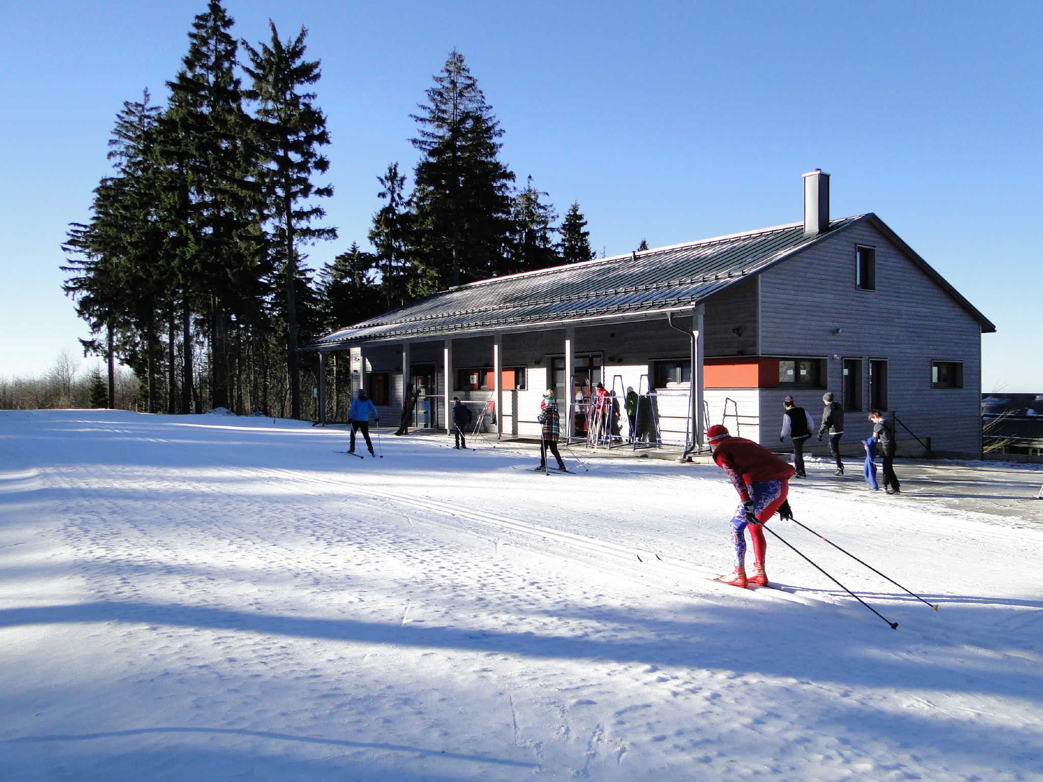 Langlaufzentrum Silberhütte