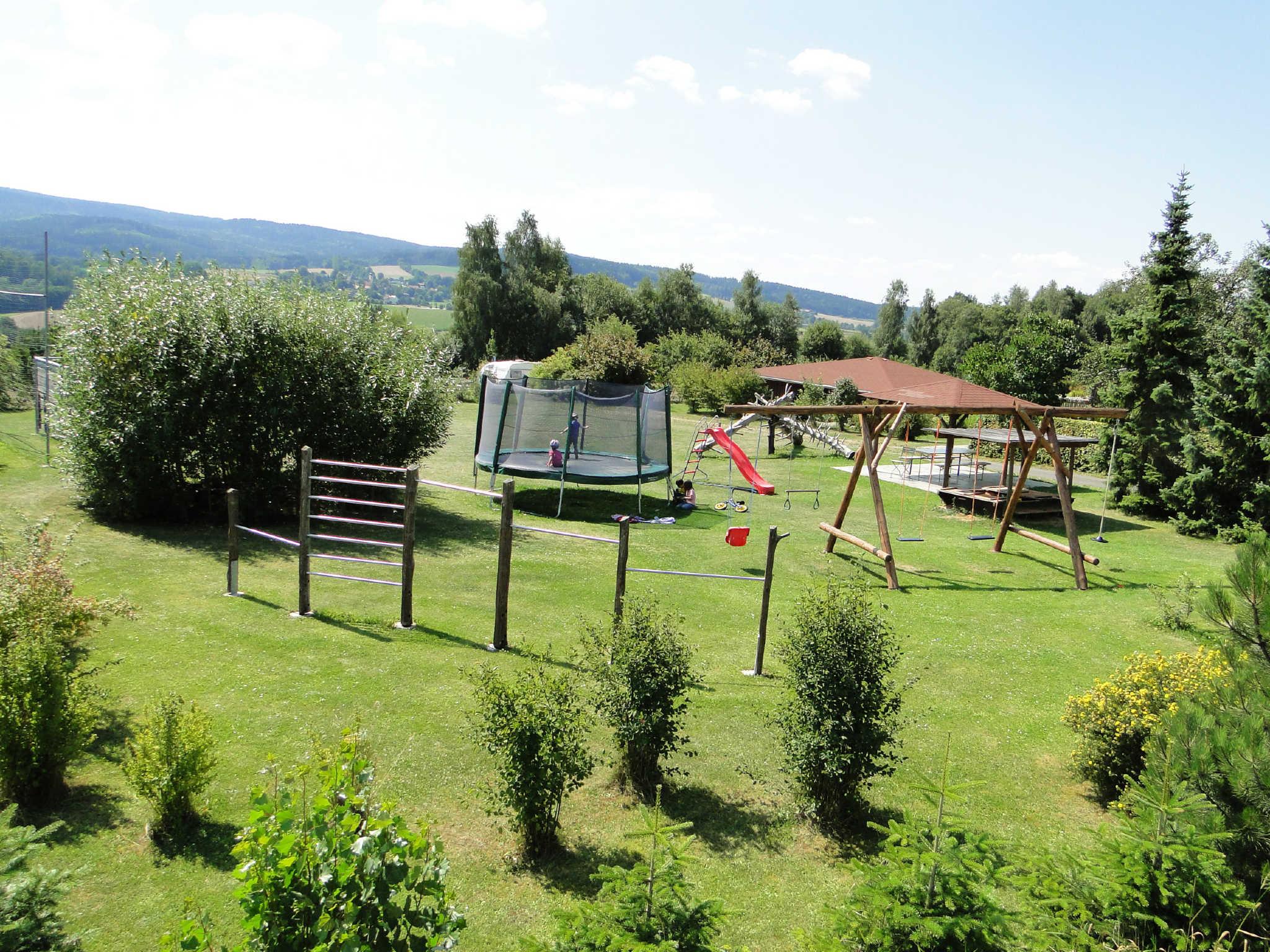 Der birkholmhof ferienwohnung eins in b rnau iglersreuth for Schwimmpool preise