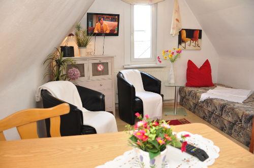 Appartement Dachgeschoss (Wohnbereich)