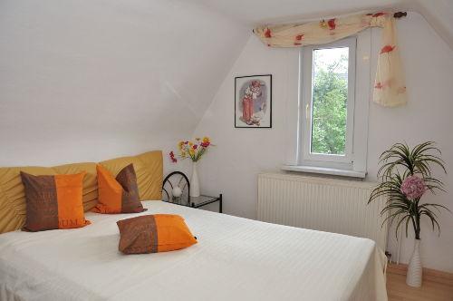 Appartement Dachgeschoss (Schlafzimmer)
