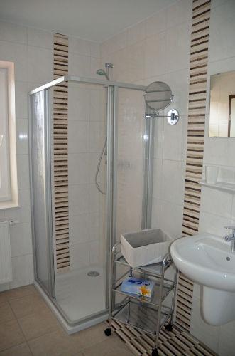 Zweites Badezimmer im Erdgeschoss