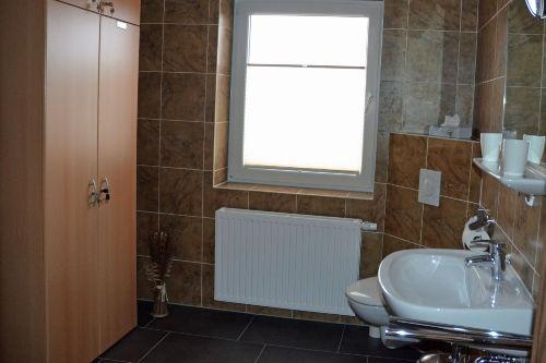 Bad en Suite (Schlafzimmer Erdgeschoss)