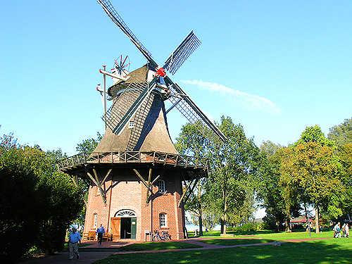 Mühle im Kurpark