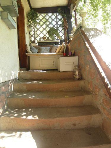 Treppen-Oase zur Wohnung