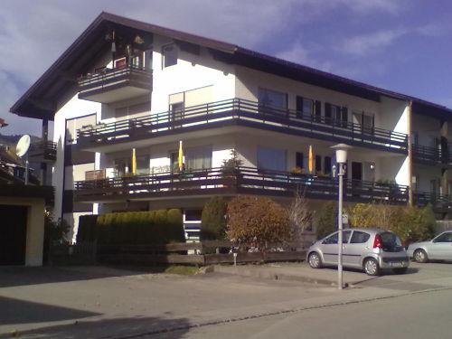 Erdgeschoss: Ferienwohnung Kintzi
