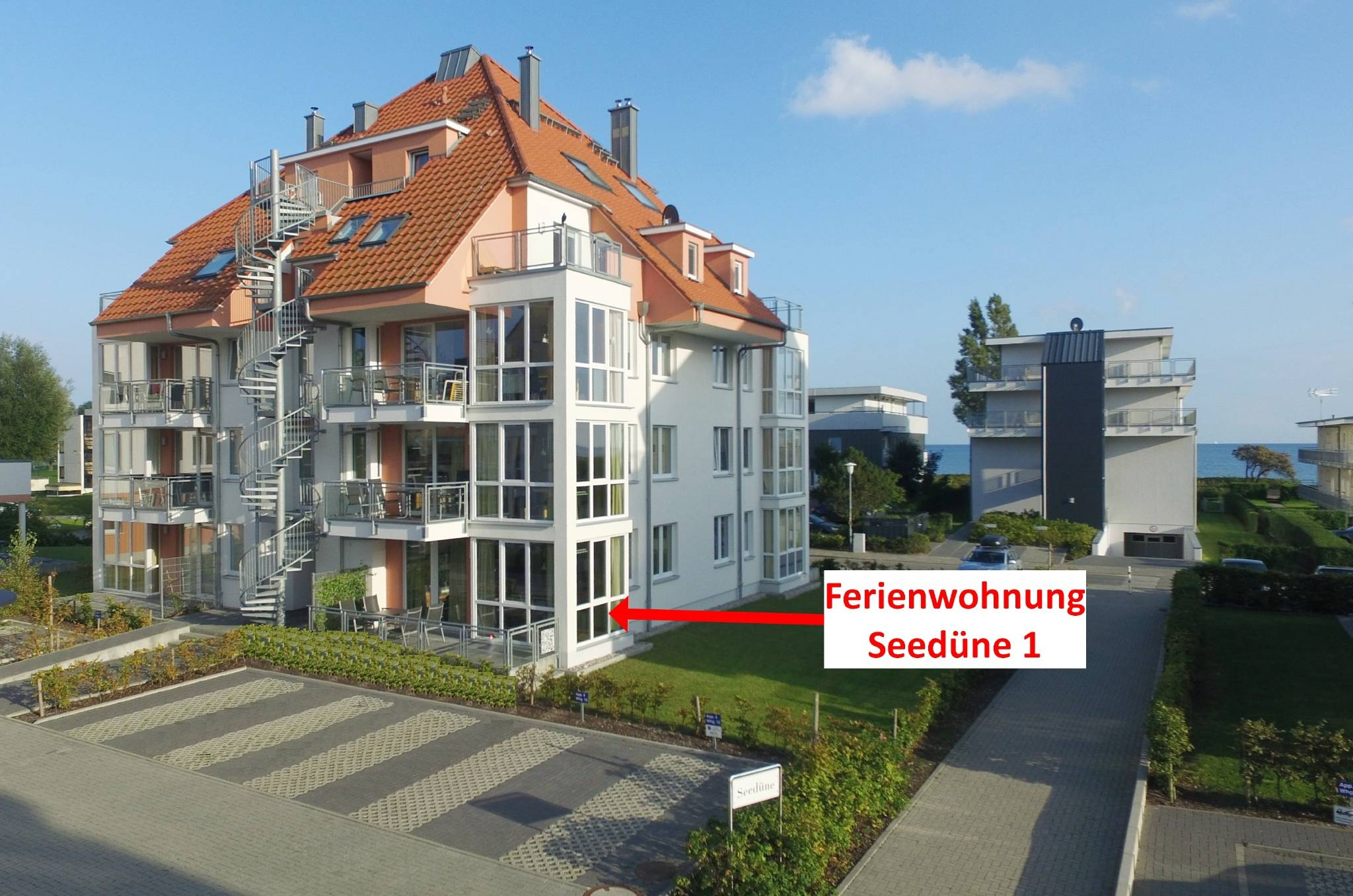 Wohnung Seedüne 1 (Erdgeschoss)