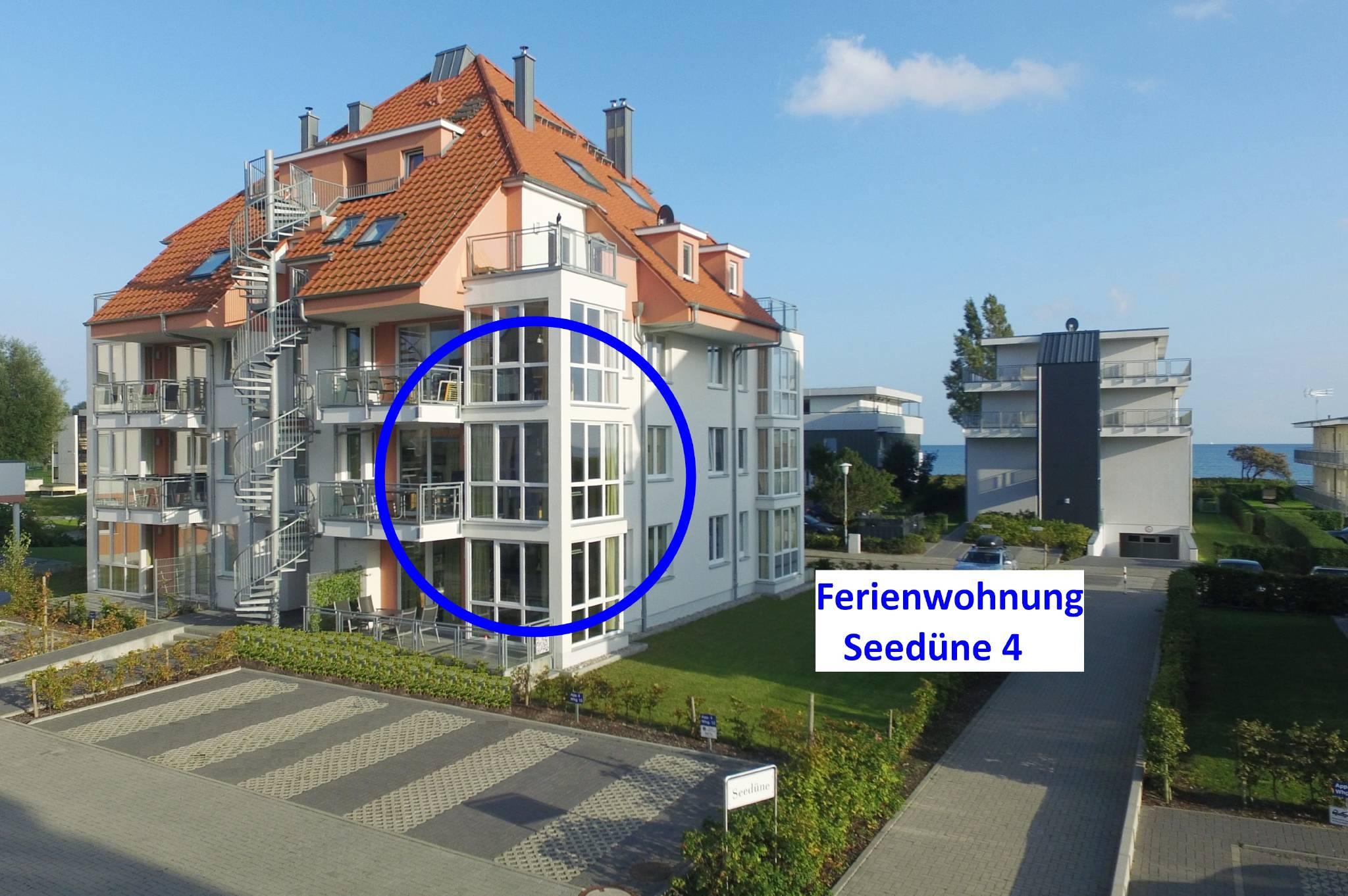 Wohnung Seedüne 4 (1. Obergeschoss)