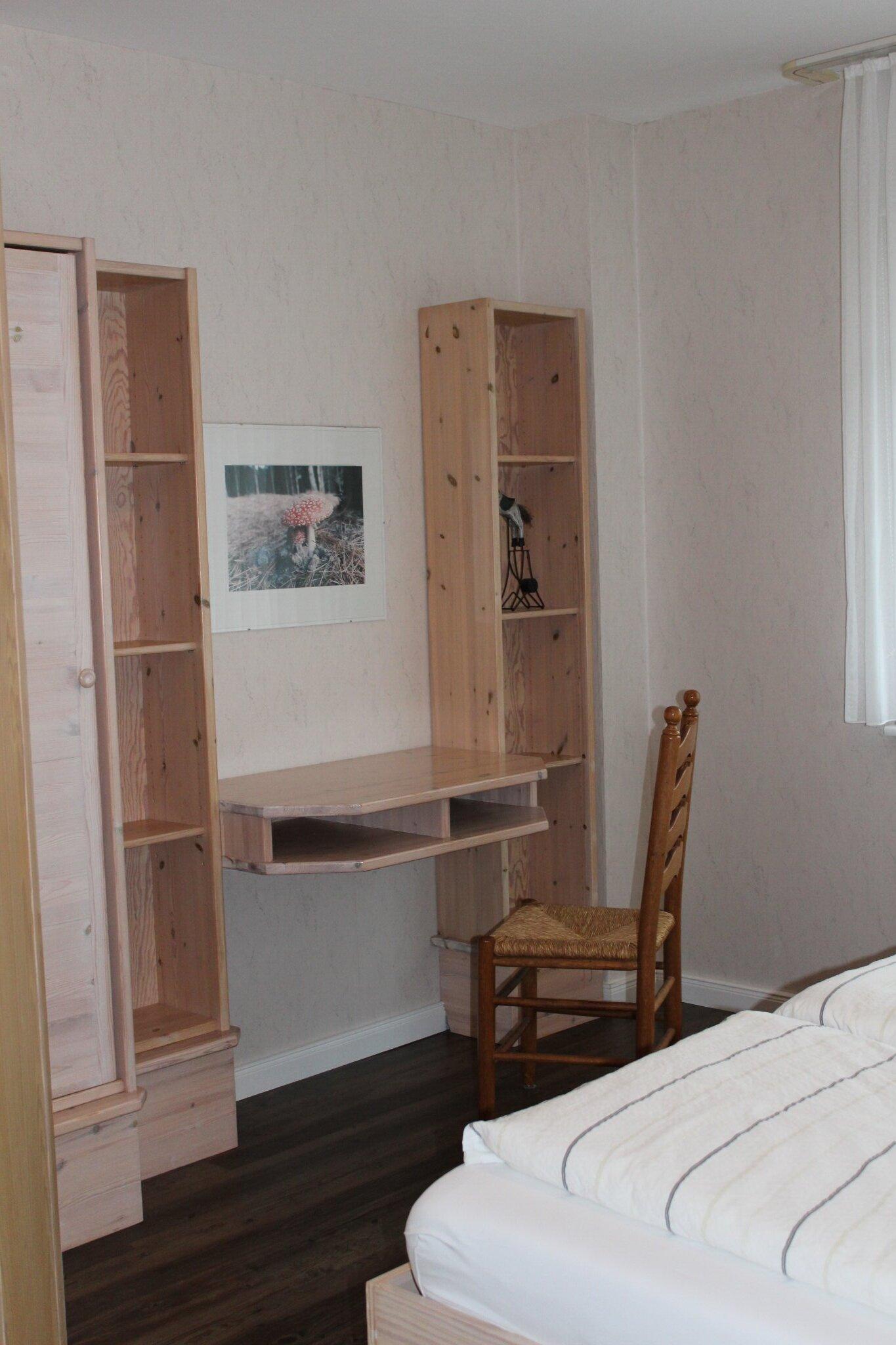 Wohnzimmer Wohnung Nr.6 für 2 Personen