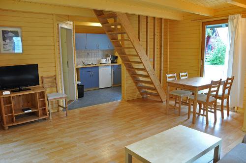 Haus am Seerosenteich Wohn-/Esszimmer