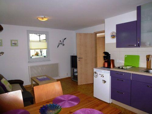 Ihr Wohnraum mit Küchenzeile