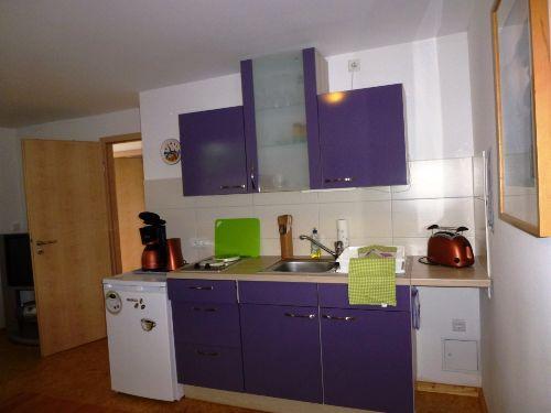 Ihr Kochbereich im Wohnstudio