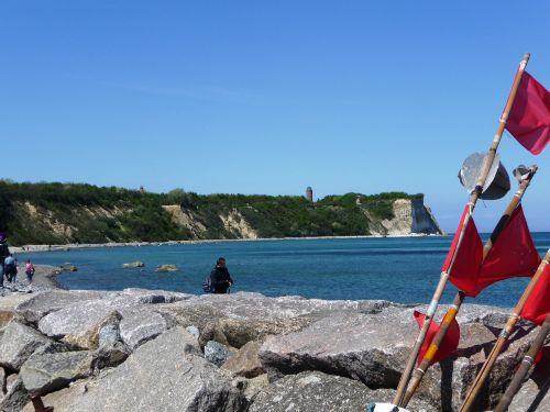 die Hochuferkapelle in Vitt