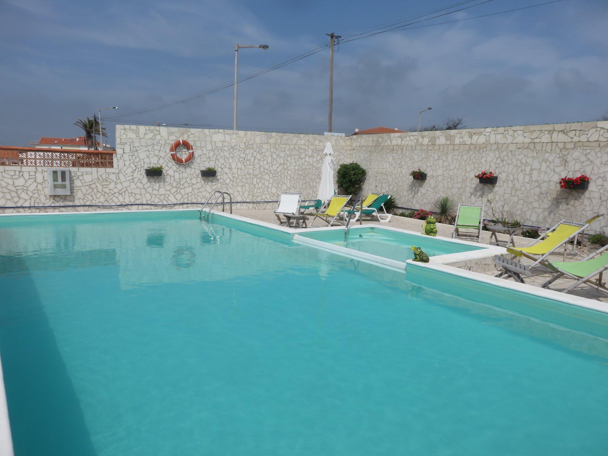 Unser Pool-die perfekte Wohlf�hloase