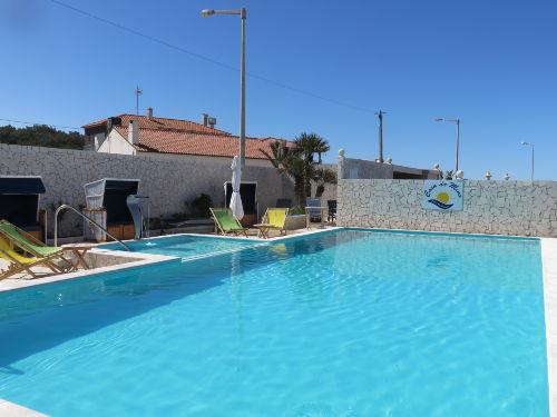 Einmalig die Pool-landschaft der Casa