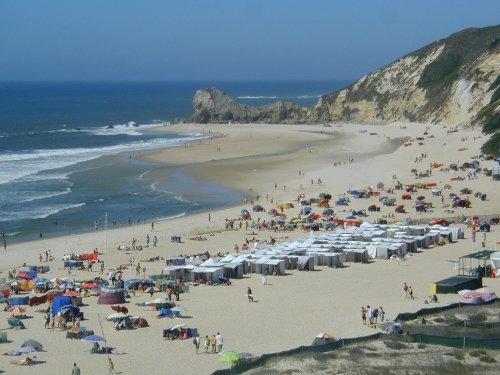 Der Strand von Paredes