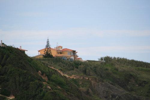 D. Casa da Mina-Hoch oben auf d. Klippen