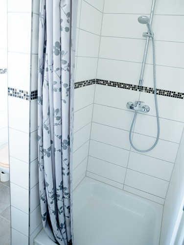 Bad, Duschbereich