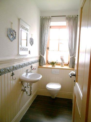 Sparates eigenräumiges WC