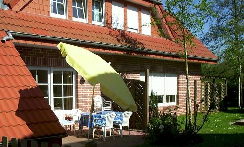 Ferienhaus Lisa Borkum