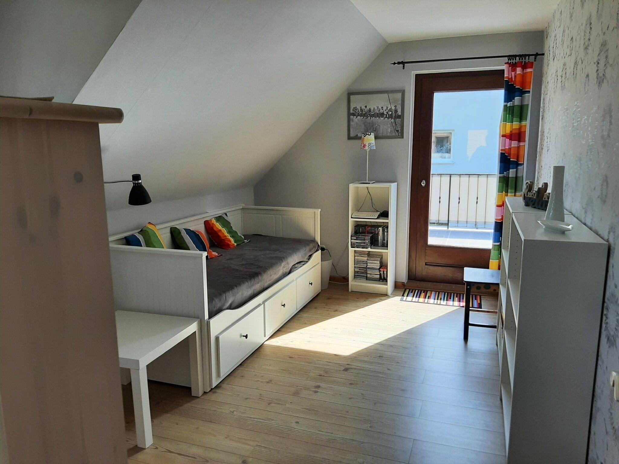 2. Schlafzimmer als Rückziehort