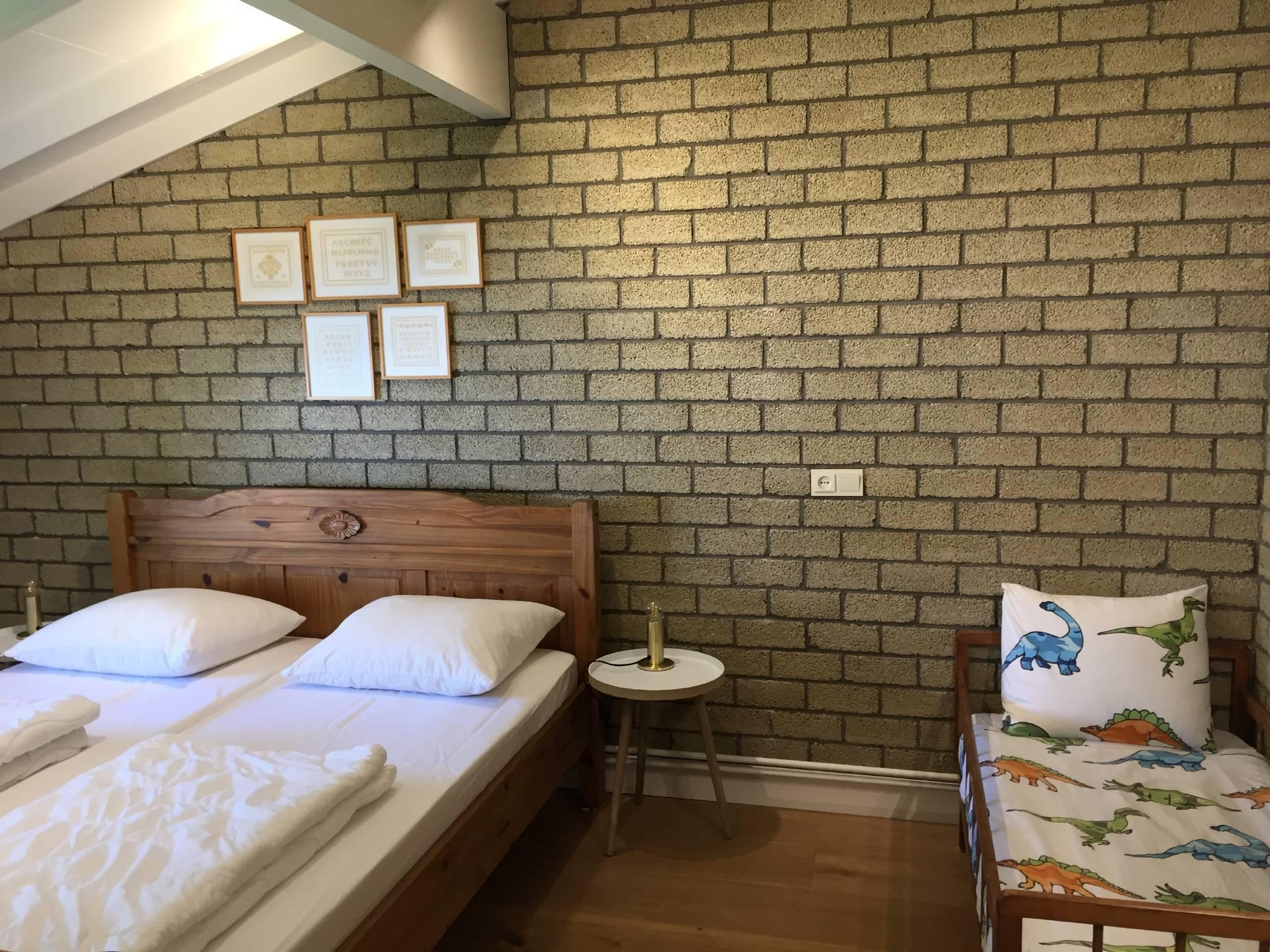 Grosse Schlafzimmer