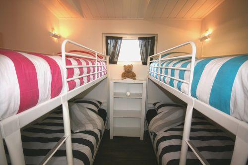 Kinderschlafzimmer 2 Etagenbett 80 Breit