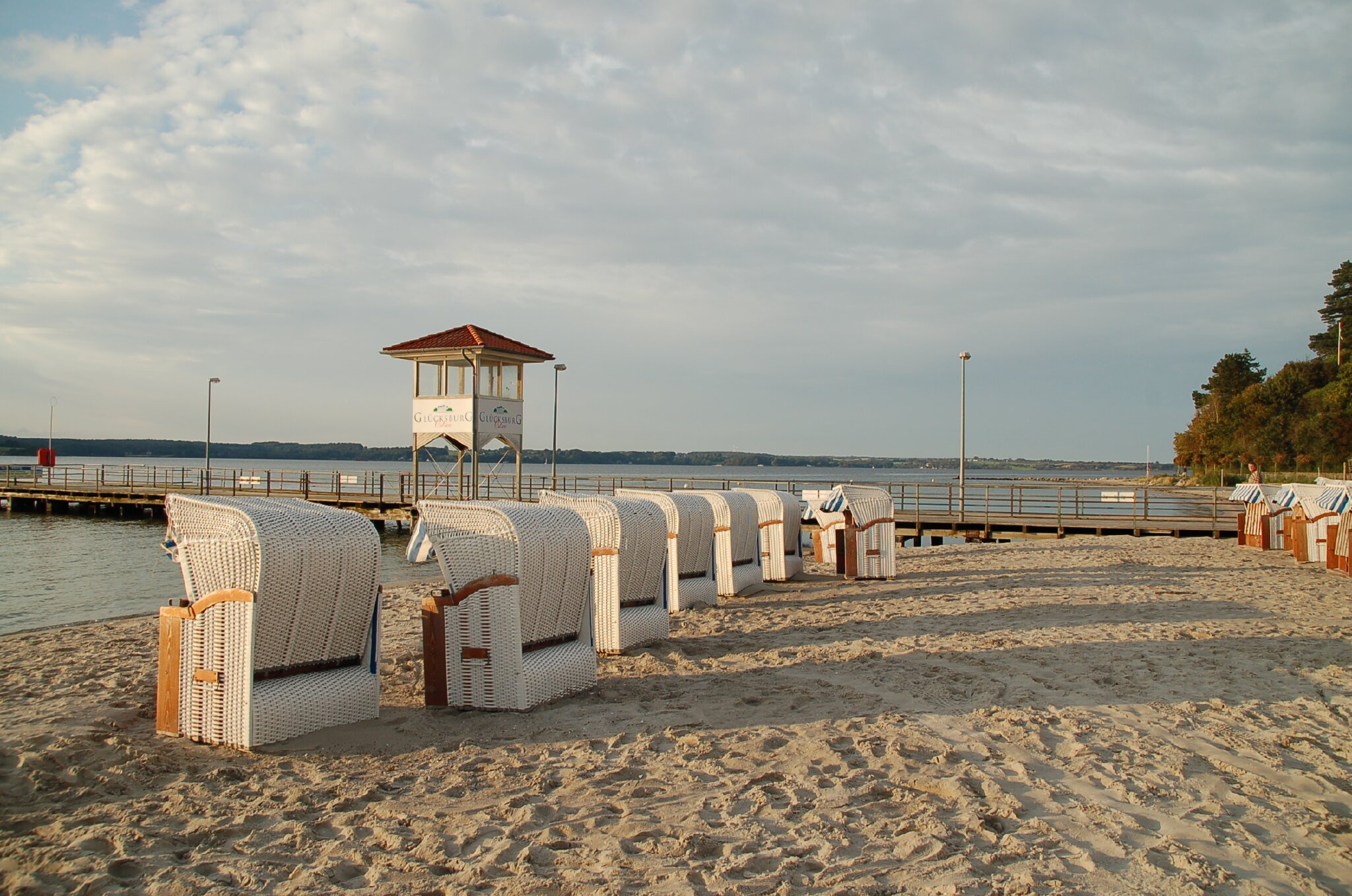 Glücksburger Strand