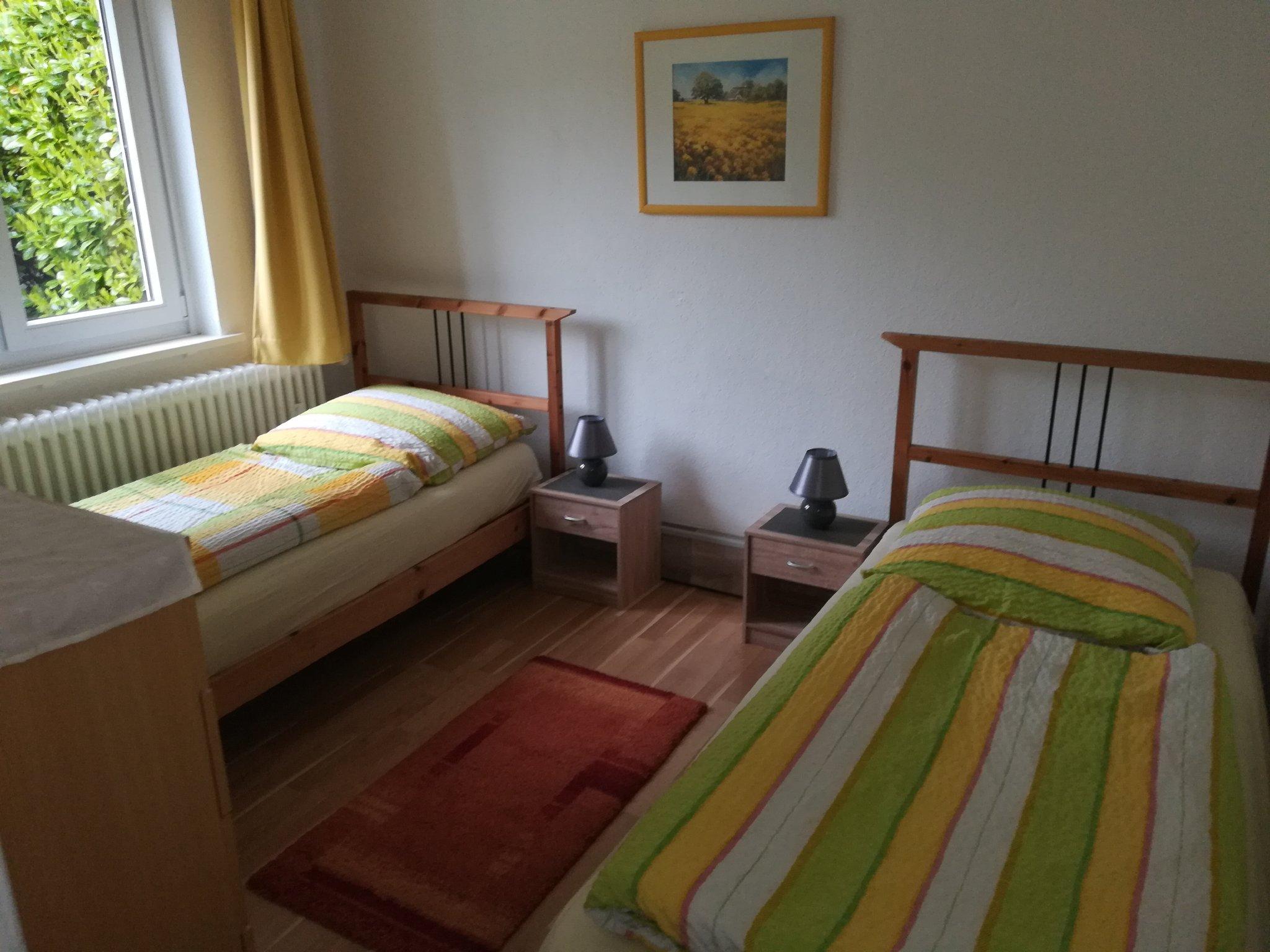 Weiteres Schlafzimmer im Obergeschoß