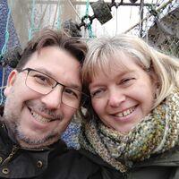 Vermieter: Das sind wir ... Claudia & Sascha :)