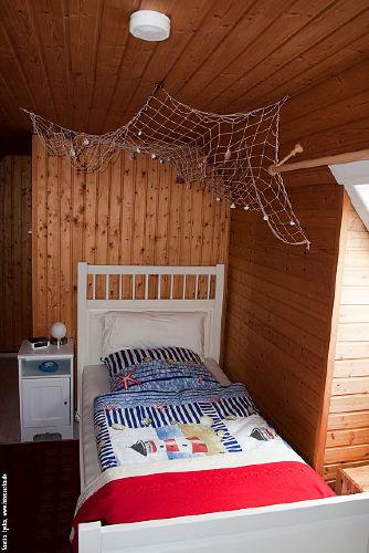 Das Einbettzimmer im DG,optional buchbar