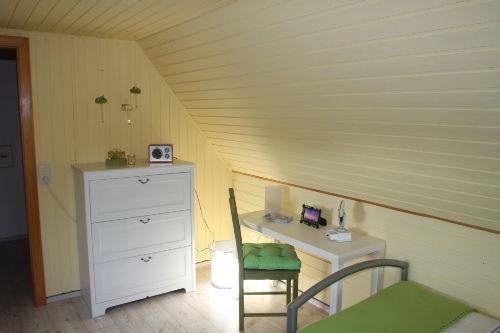 Doppelzimmer im DG / optional zubuchbar