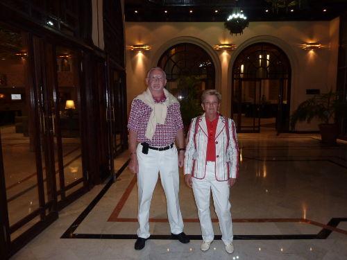 Urlaub in Agadir