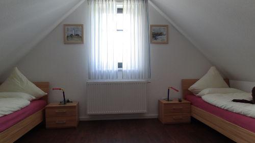 3 Schlafzimmer im Dachgescho�
