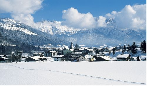 Winter in Leogang