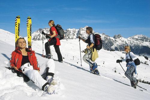 Skiurlaub Leogang Salzburger Land
