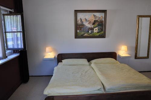 Forsthaus Reit im Winkl - Schlafzimmer 1