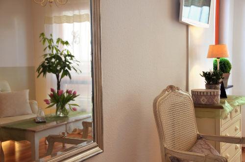 Wohnzimmer Fewo - KOGGE-