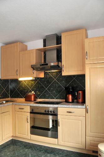 Küche Fewo - KOGGE-