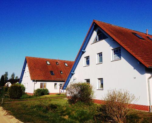Beide Häuser der Anlage