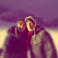 Vermieter: Meine Frau Anna- Maria und ich