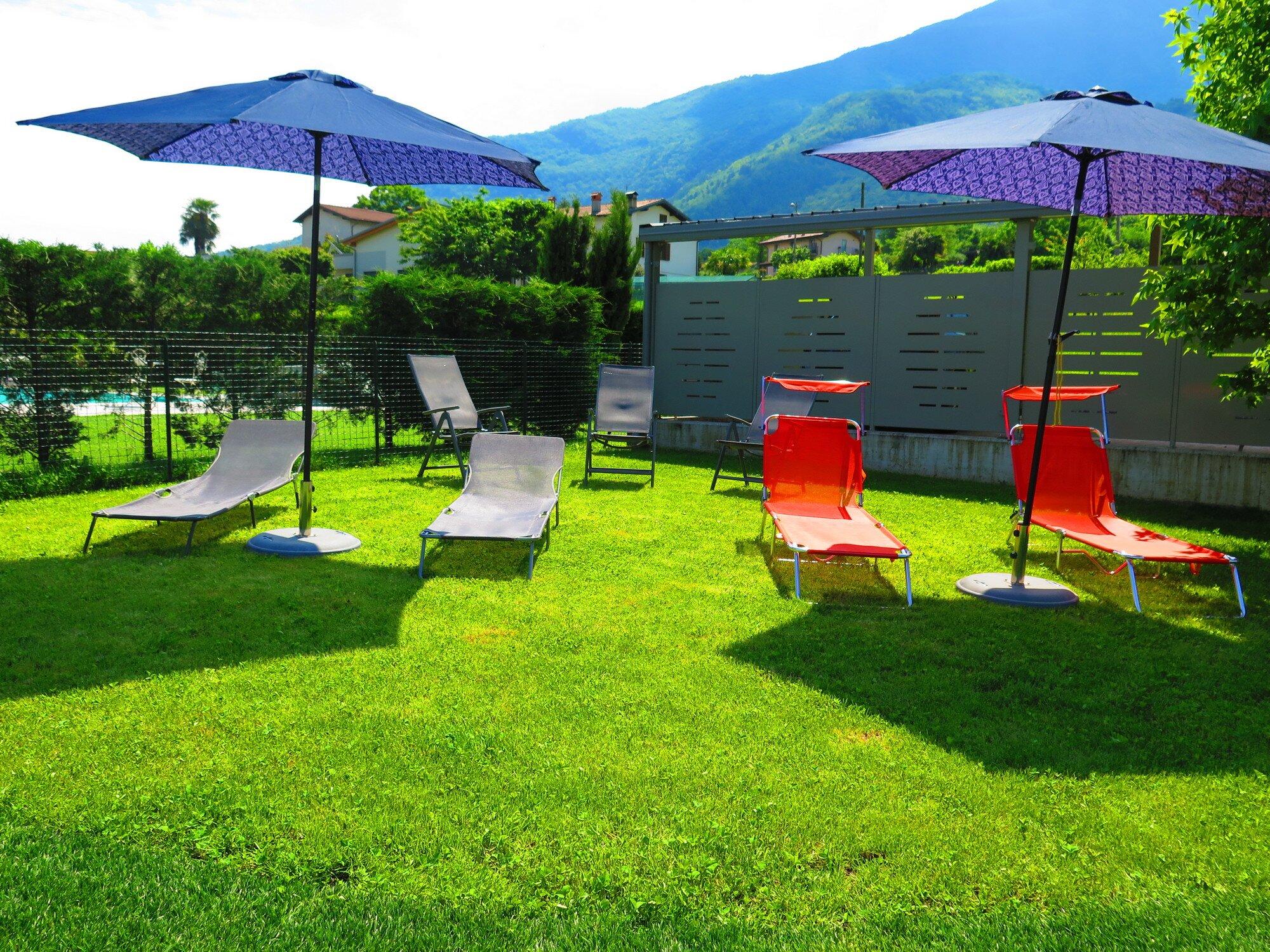 Umgebung von Ferienwohnung Colico