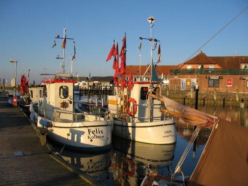 Segel und Fischereihafen Langballigau