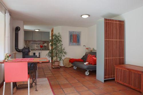 Der klar strukturierte Wohnraum