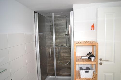 Modernes Tageslicht Duschbad