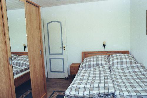 Schlafzimmer EG Deichseite