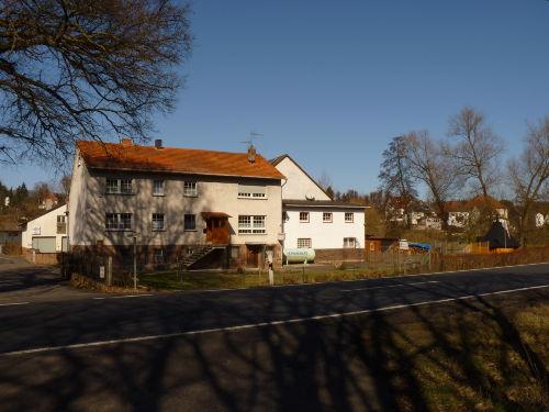 Haus mit Ferienwohnung D�ring in Jesberg