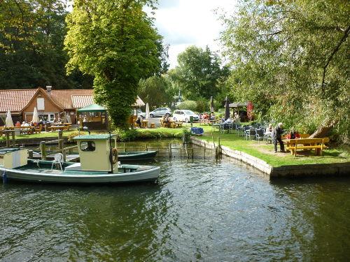 Fischerei am Ratzeburger See