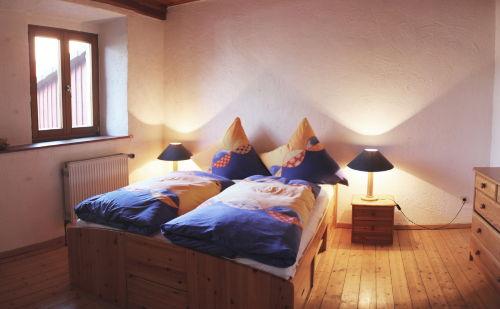 Schlafzimmer 4 im OG begehbar durch SZ3